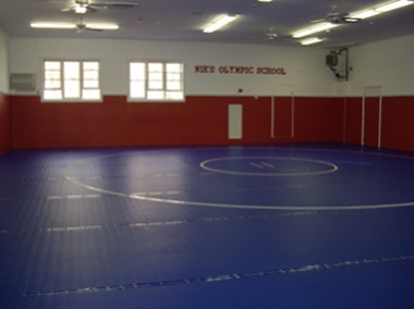 New Gym, March 2010